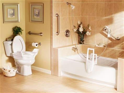 how to make bathroom safe for elderly bidetking 4 rooms to change for your senior loved one