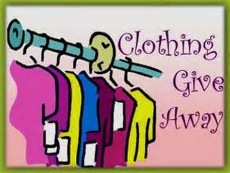 Free Clothes Giveaway 2017 - popup clothing giveaway march king township food bank