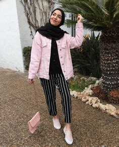Sepatu Kets Cewek Korea Casual Hitam Putih Tosca Pink baju remaja berhijab ala selebgram 2018 longpants