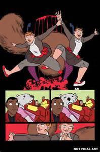 the unbeatable squirrel squirrel meets world marvel middle grade novel books look squirrel meets evil clone in new second
