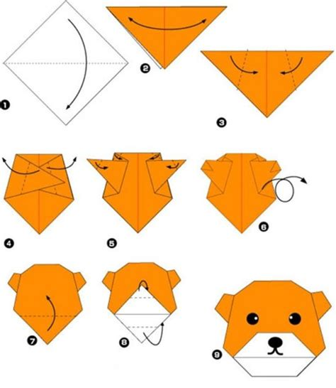Origami Process - best 25 simple origami for ideas on