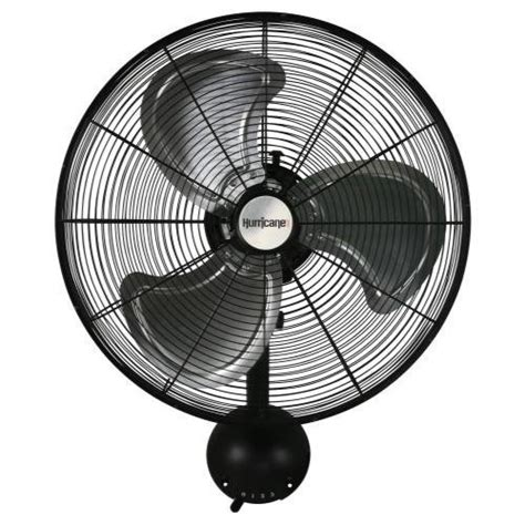 20 inch wall mount fan hurricane pro high velocity oscillating wall mount