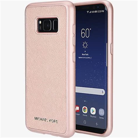 Check Michael Kors Gift Card Balance - michael kors saffiano phone cover without pocket for galaxy s8 verizon wireless