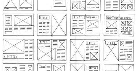 magazine design reference page grid layout templates google search art