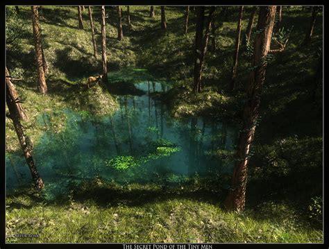 the secret pond cornucopia3d portfolio artur rosa