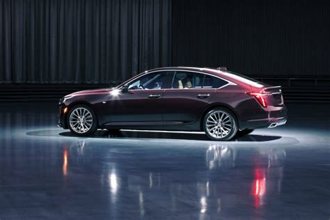 2020 Cadillac Ct5 Mpg by Sleek New Suvs Dominate Reveals At New York Auto Show