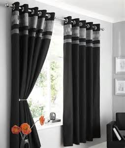 Black Faux Silk Curtains New Faux Silk Lined Curtains Plum Brown Black Or