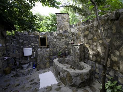 stone design 35 amazing raw stone bathroom design ideas digsdigs