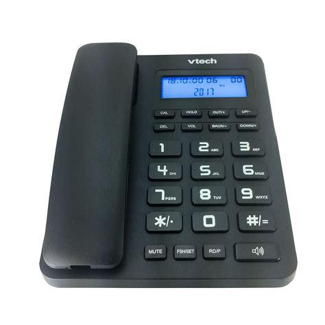 telefono casa tel 233 fono de casa vtc500 escritorio negro sanborns