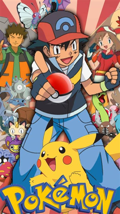 Pikachu And Ash Ketchum For Iphone All Hp Asha Phone Images Images