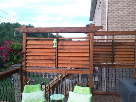 The Deck At by Deck Privacy Screen How To Find An Ideal One For