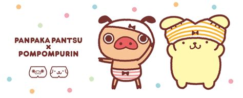 golden retriever character crunchyroll pig in underpants teams up with pudding shaped golden retriever