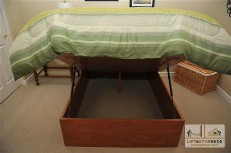 lift and store beds seattle storage beds that store more than any other bed by lift and stor
