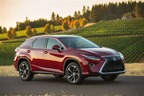 lexus crossover lexus sport utility vehicles and crossovers
