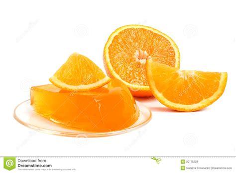 Jelly Whitening Ekstrak Orange Premium orange jelly stock photos image 20175203