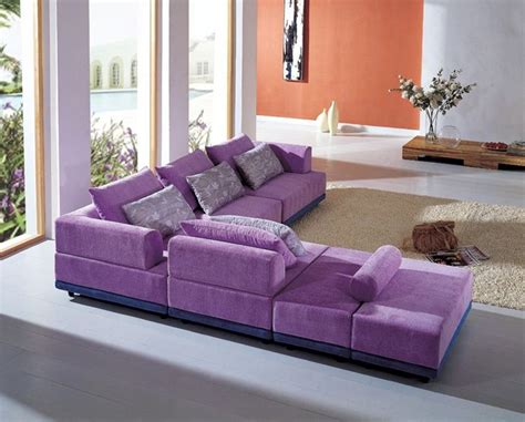 surprising purple sectional sofa decorating ideas images elite slipcovered sectional with pillows huntsville