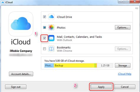 Sync Calendar With Outlook How To Sync Outlook Calendar With Icloud Imobie Inc