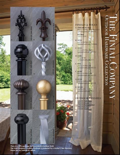 outdoor curtain track 90 best drapery hardware images on pinterest blinds