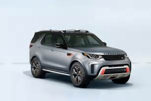 land rover discovery svx is a serious roader motor trend