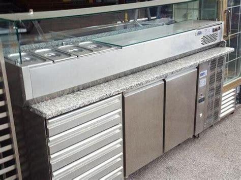 banco pizza refrigerato usato attrezzature alimentari napoli m s food service