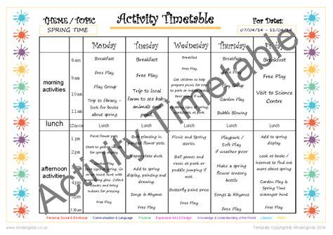 Free Online Business Plan Maker activity planning pack mindingkids