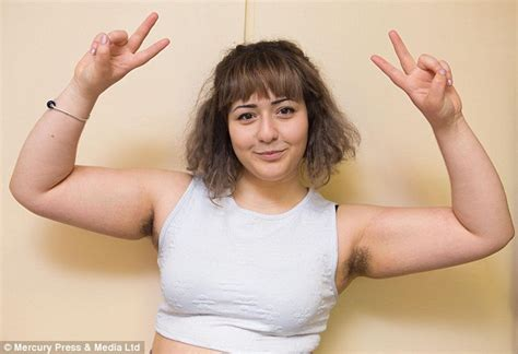 Wears Bikinis Doesnt Shave Armpits by Yasmin Gasimova Who Stopped Legs At 11 Says