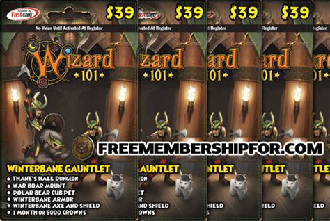 Wizard101 Free Gift Cards - wizard101 coupon 2017 2018 best cars reviews