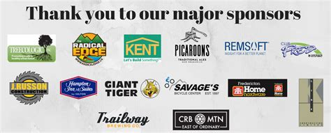 Thank You To Our Advertisers by River Valley Cycling Supporting Cycling In And Around