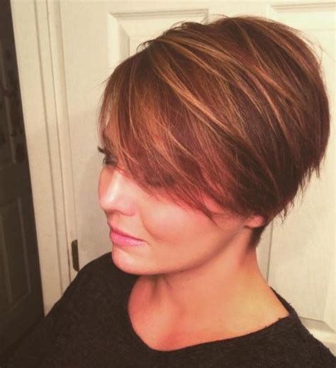 pixie hair for strong faces 2018 popular short pixie haircuts for round face