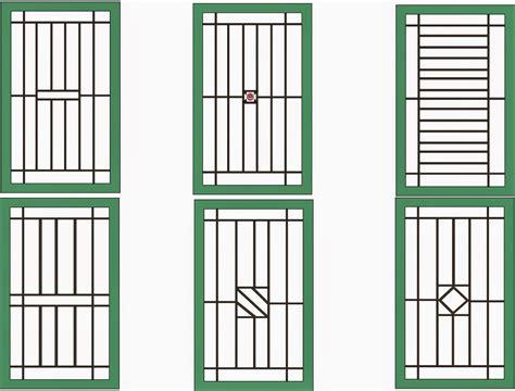 Cara Membuat Desain Tralis Jendela Terbaru   BENGKEL LAS