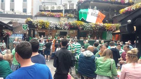 living room dublin celtic fans in the living room dublin