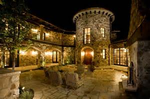luxury tuscan house plans