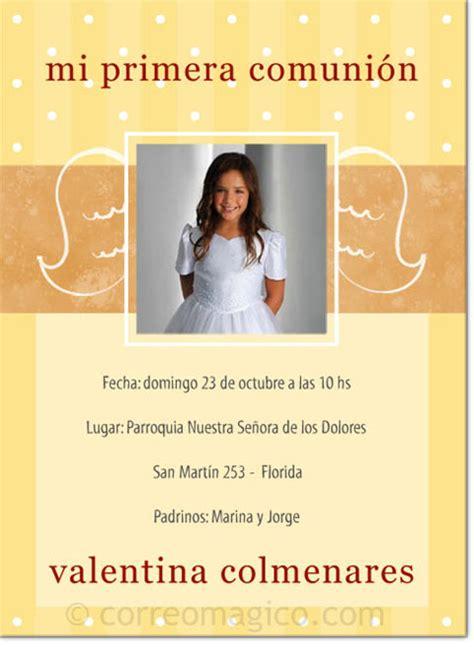tarjetas de comunion personalizadas para imprimir gratis fotoinvcomunion alas tarjetas para imprimir gratis en tu
