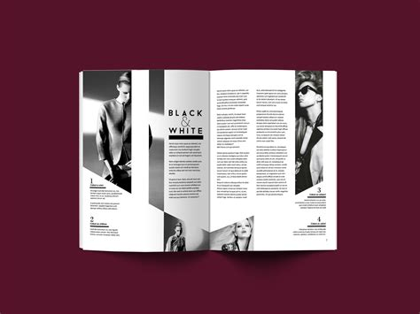 design fashion magazine layout nadia pedroza fashion magazine layout design