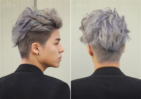 Asian Undercut Hairstyle by Mens Undercut Hairstyles Bun Hairstyles 2015