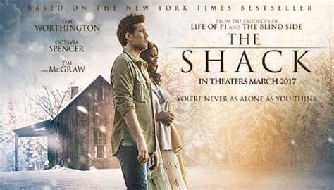the shack movie the shack a report the tony burgess blog
