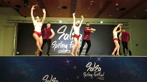 Salsha Flow salsa flow greece 8th salsa festival