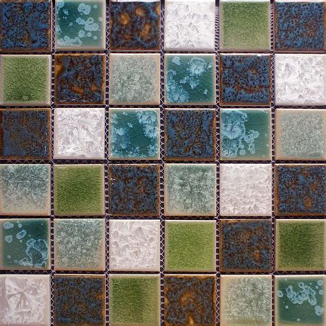 Ceramic Mosaic Tile Glazed Porcelain Mosaic Tile Sheets Cheap Ceramic Tile