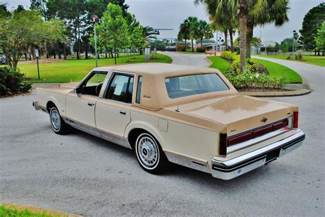 1984 lincoln continental 4 door sedan f295 st charles 2011 ford inside news community view single post lincoln logo