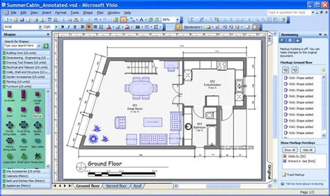 microsodt visio svg scenarios using microsoft office visio 2003