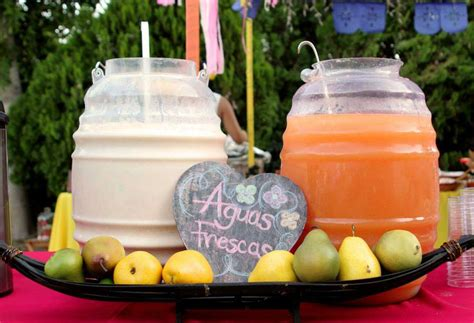 Mexican Themed Bridal Shower by Mexican Bridal Wedding Shower Ideas Photo