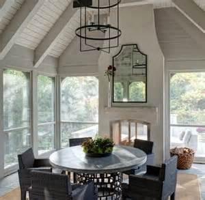 indoor outdoor fireplace sided home garden