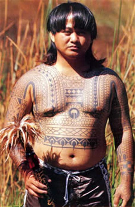 return of the headhunters the philippine tattoo revival