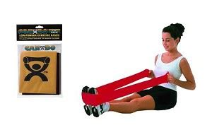 Cando Maxy cando low powder exercise resistance bands 2 different strengths available