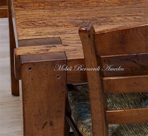 come costruire un tavolo in legno massello tavolo moderno in legno massiccio tavoli