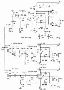 5 channel car amplifier wiring diagram 5 get free image