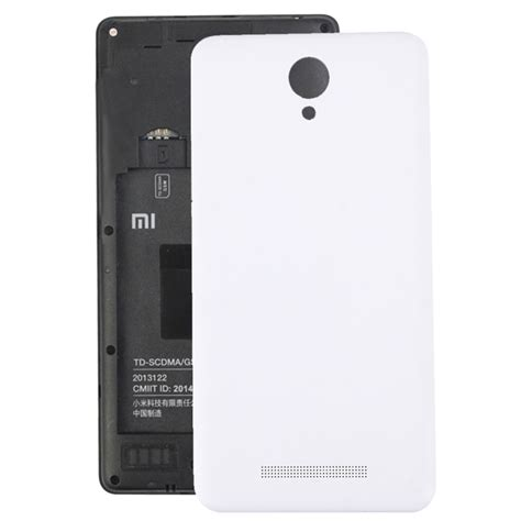 Spare Part Xiaomi Redmi 2 replacement xiaomi redmi note 2 battery back cover white