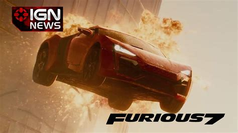fast and furious jumper furious 7 skyscraper car jump stunt plausible ign news