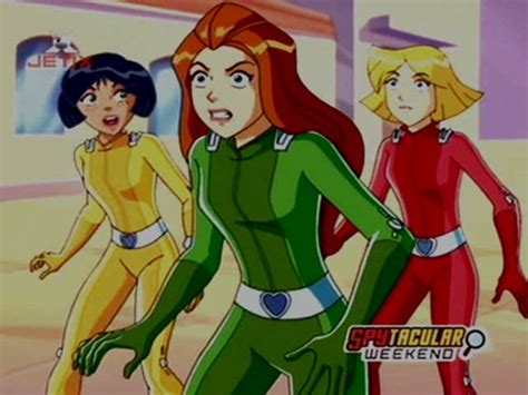 totally spies totally spies totally spies photo 1617742 fanpop