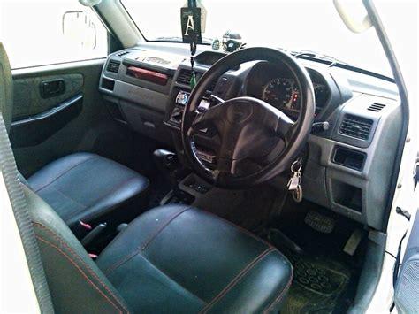 mitsubishi pajero 2000 interior 2000 mitsubishi pajero interior pictures cargurus